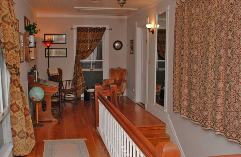 The Study at Stanley-Fisher House