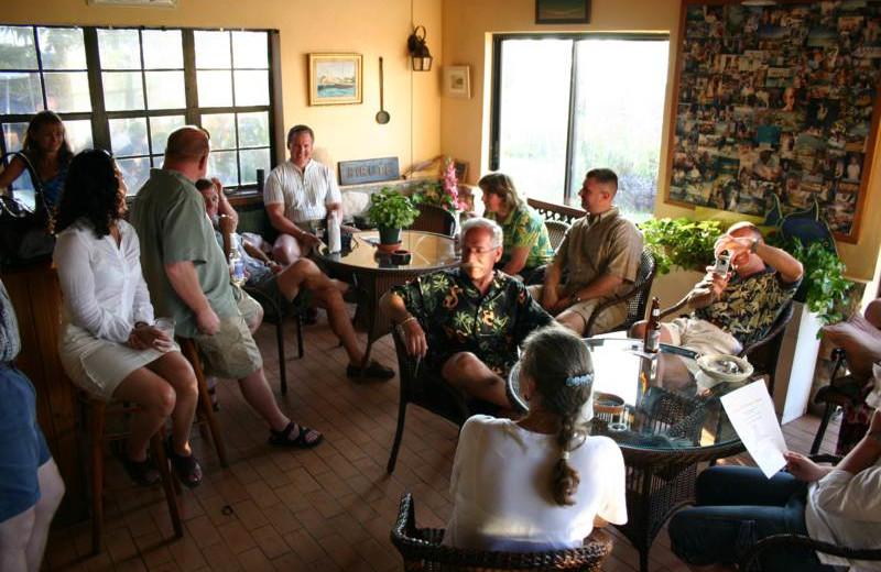 Family activities at Orange Hill Beach Inn.