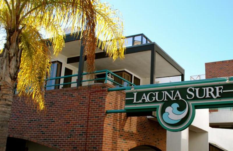 Exterior view of Laguna Surf.