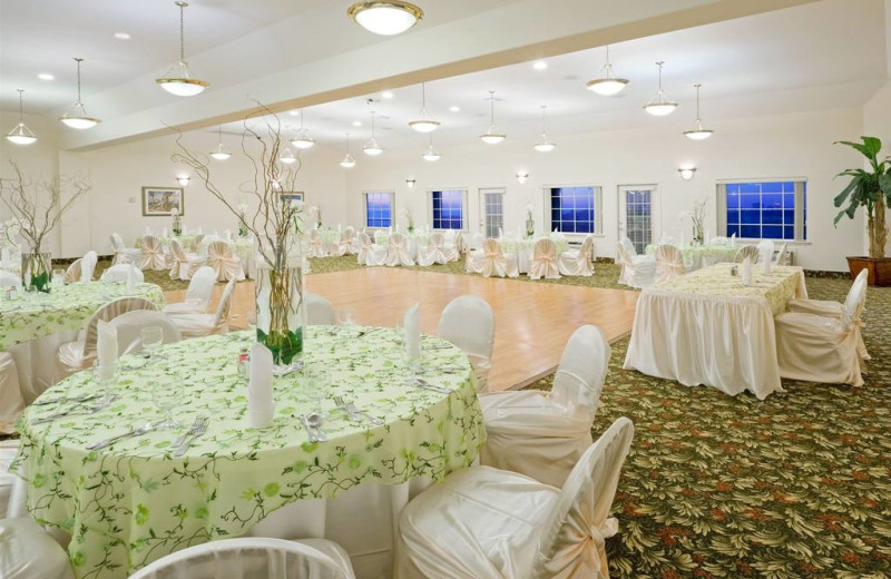 Banquet Hall at La Copa Inn Beachfront Resort