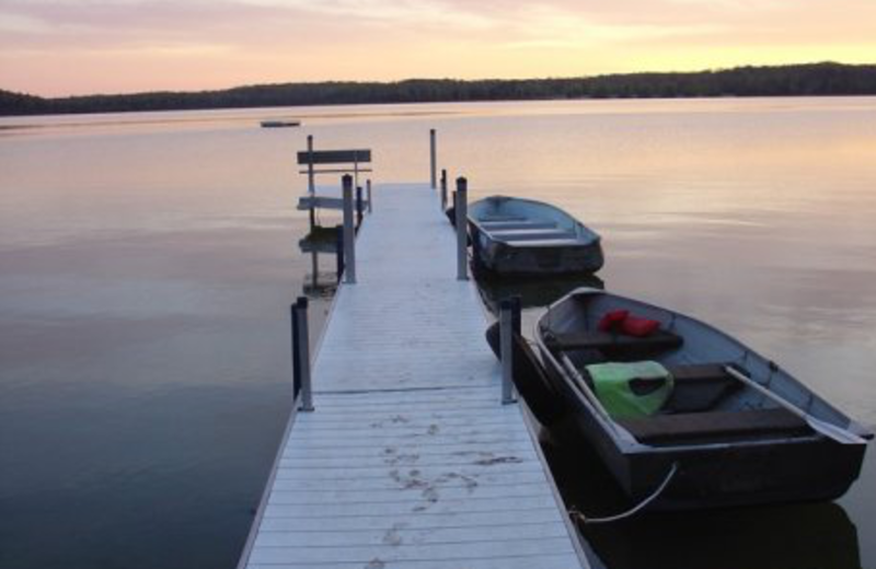 The Lake at East Shorewood Cottages