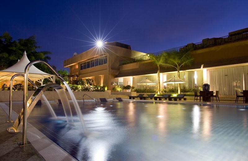 Pool View at Barceló Santo Domingo