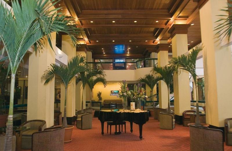 Interior View at Barcelo San Jose Palacio