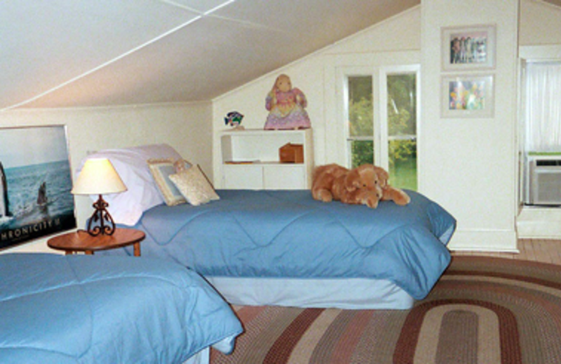 Double Bedroom at Cottage at Long Haul