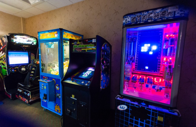 Arcade at Hilton Garden Inn Outer Banks/Kitty Hawk.