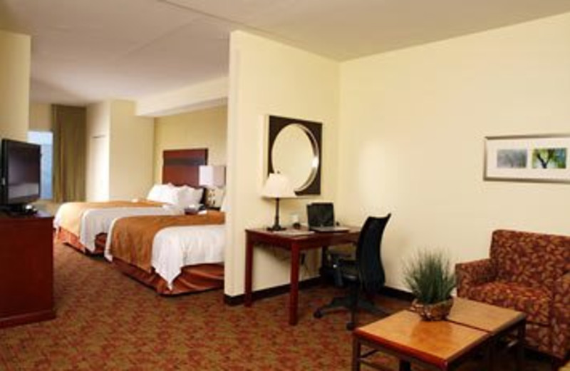 Two Queen Suite at SpringHill Suites - Pigeon Forge
