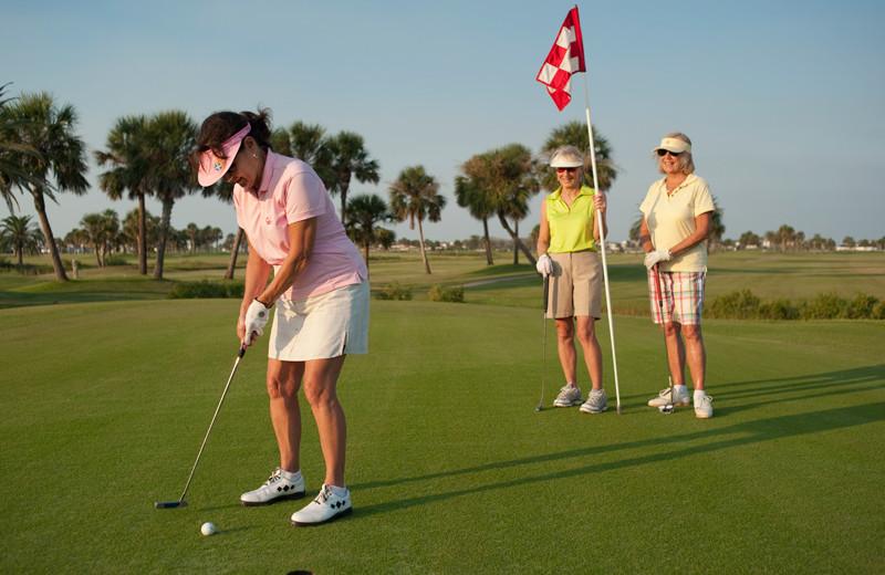 Golf course near The House Company.
