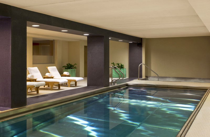 Indoor pool at The Westin Minneapolis.