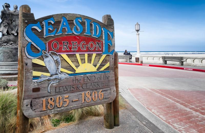 Historic spot at Beachhouse Vacation Rentals.
