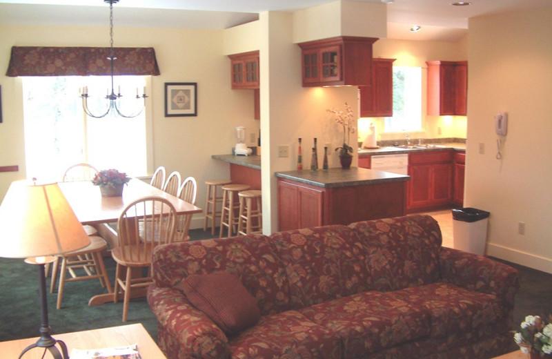 Rental interior at Stowe Vacation Rentals & Property Management.