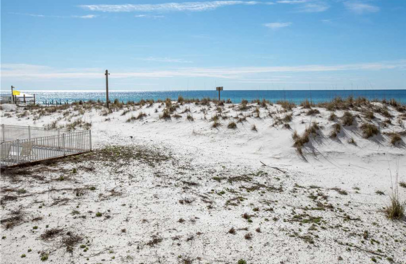 View from Holiday Isle Properties - Pelican Beach 110.