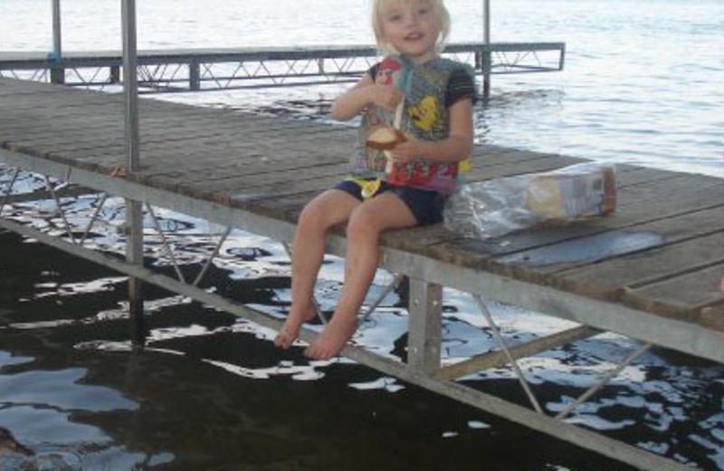 Fishing Fun at Edgewood Resort