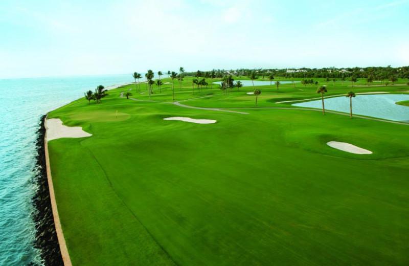 Golf course at The Gasparilla Inn & Club.