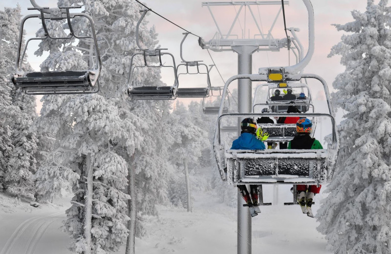 Ski at Lord Camden Inn.