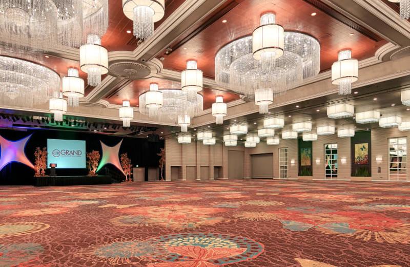 Ballroom at Grand Sierra Resort and Casino.