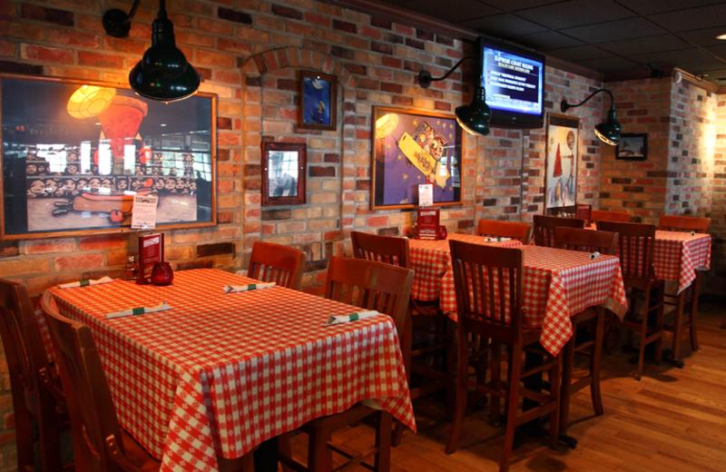 Gino's bar at Harbor Shores.