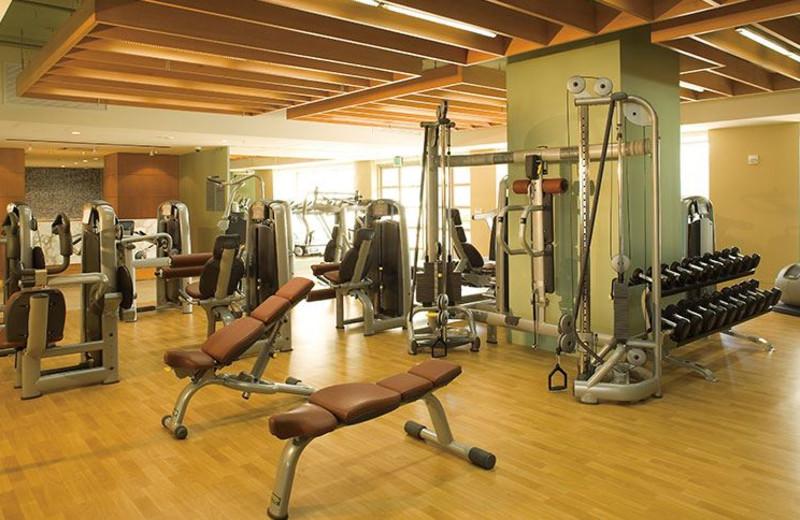 Fitness Center at Ala Moana Hotel