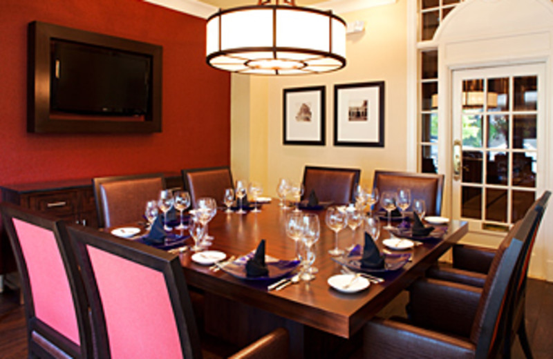Porter's Private Dining at Sheraton Read House