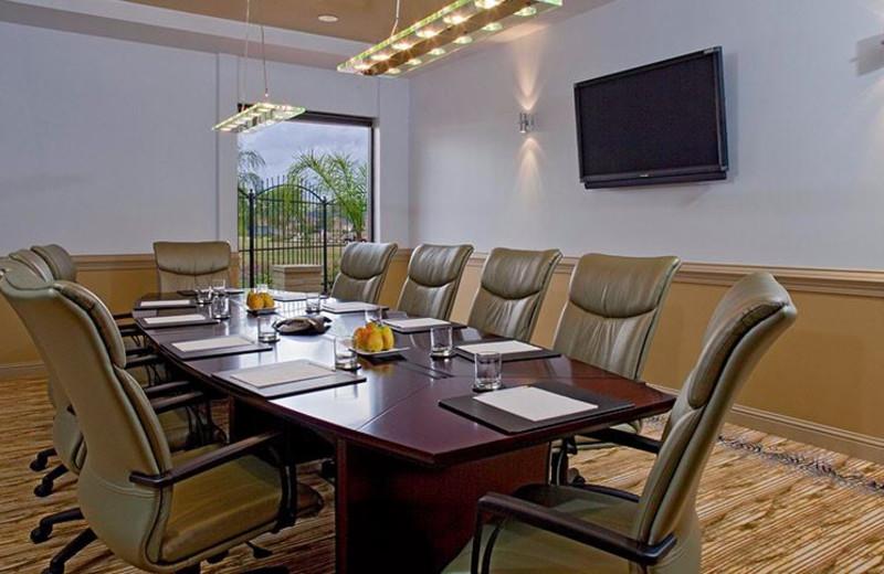 Meeting room at La Torretta Lake Resort & Spa.