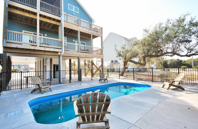 Rental pool at Access Realty Group.
