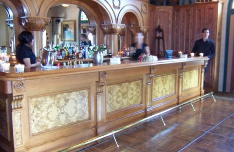 Reception Bar at Santa Ynez Inn