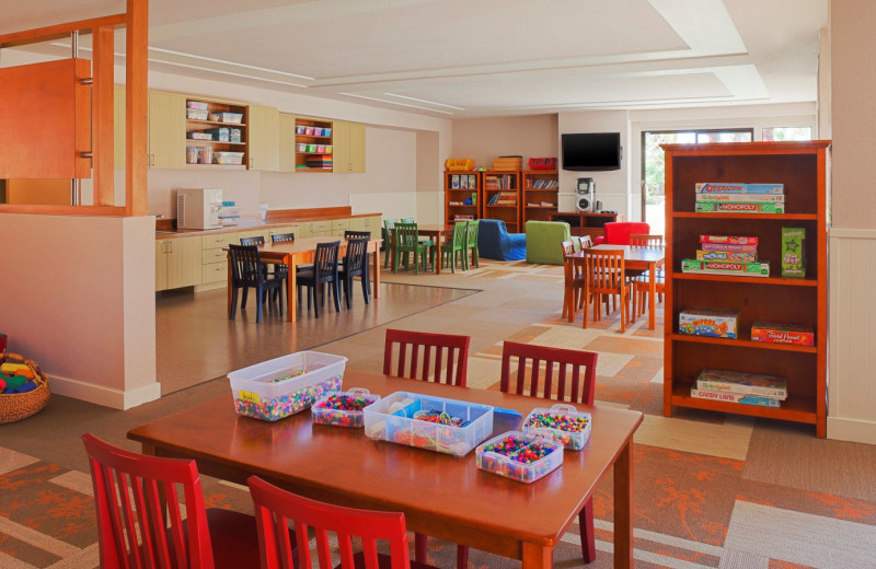 The Westin Kids Club Discovery Room at The Westin Mission Hills Resort & Spa.
