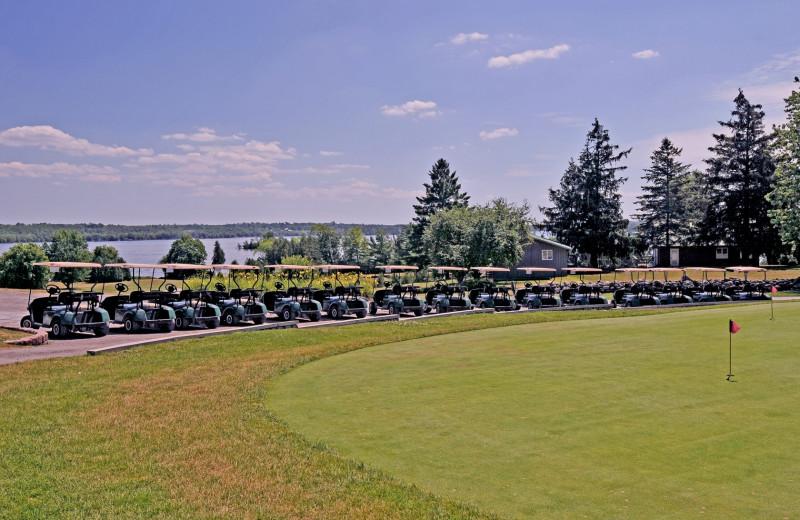 Golf at Eganridge Resort, Country Club & Spa.