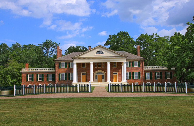 James Madison's Montpelier near The Inn at Willow Grove.