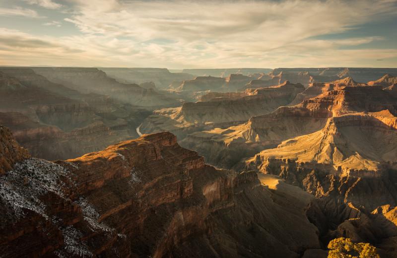 Grand Canyon near Escalante Yurts.