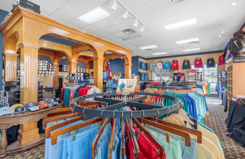 Shop at Thousand Hills Vacations.