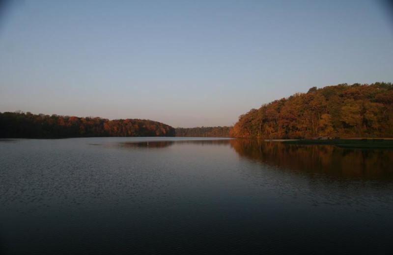 Lake View at  Eagle Ridge Resort