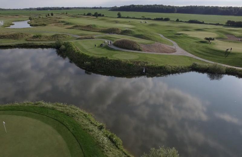 Golf course at Sawmill Creek Golf Resort & Spa.