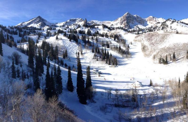 Mountains at Lakeside Resort Properties.