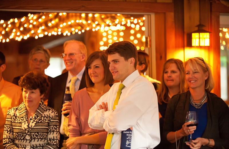 Wedding Reception at Montfair Resort Farm