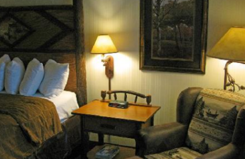 Guest Room at ClubHouse Inn
