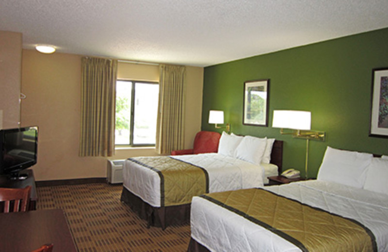 Guest Room at the Extended Stay America Houston - NASA