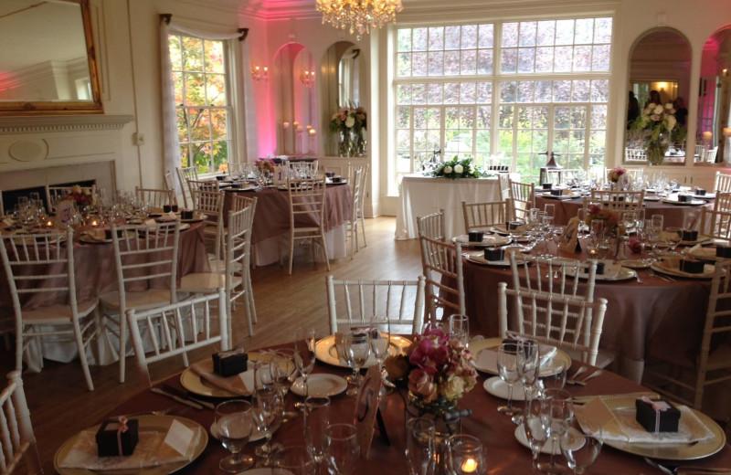 Weddings at Monte Verde Inn.