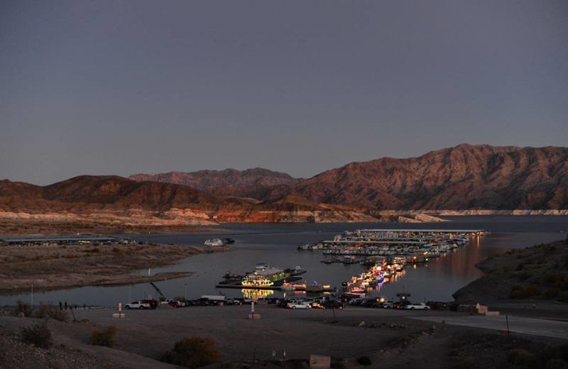 Exterior view of Callville Bay.