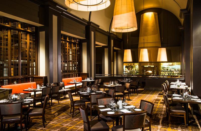 Pinzimini restaurant at The Westin Mission Hills Resort & Spa.
