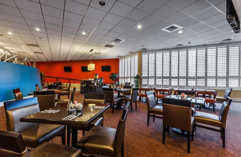 Dining at Hilton Garden Inn Phoenix Midtown.