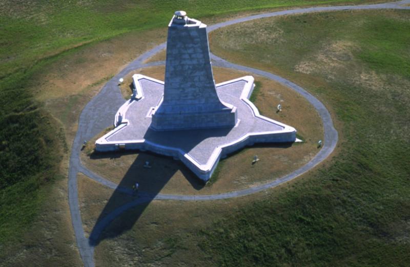 Wright Brothers Memorial near Ramada Plaza Nags Head Beach.
