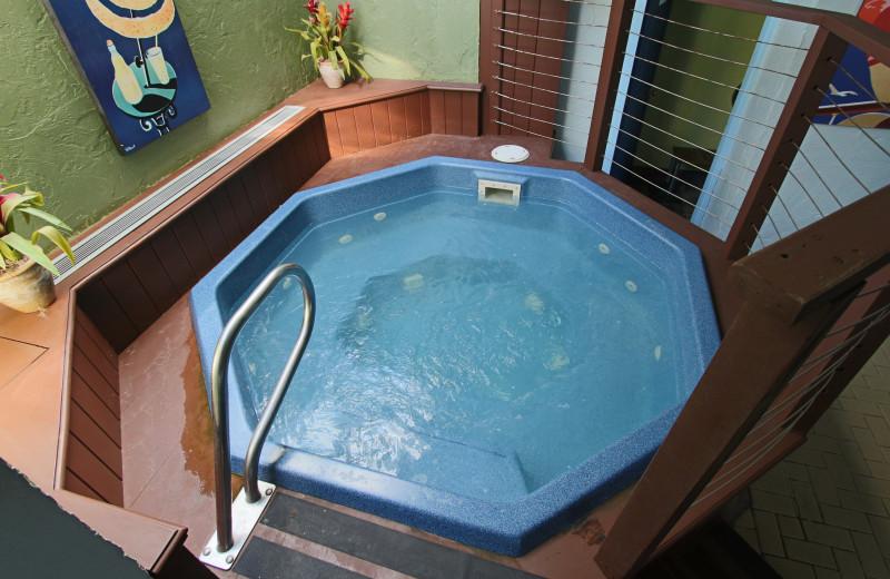 Hot tub at Atlantic Oceanside Hotel & Conference Center.