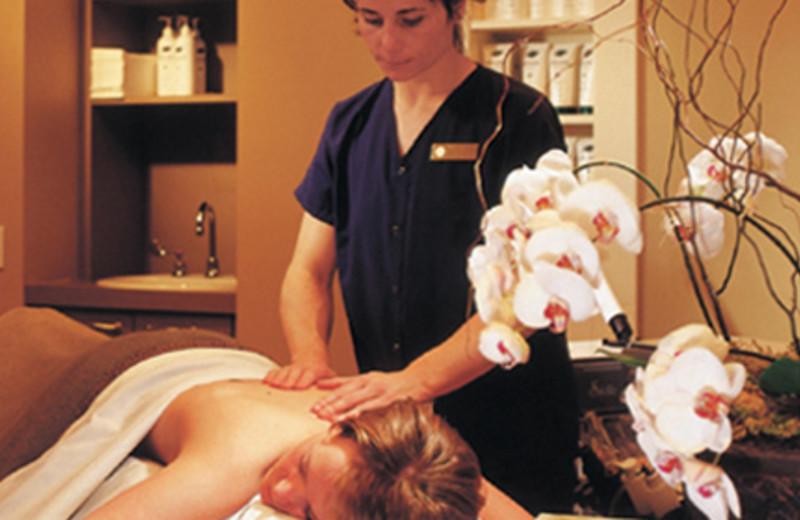 Spa Massage at The Rimrock Resort Hotel