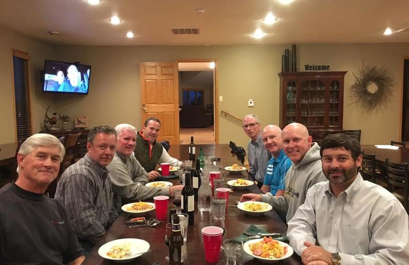 Groups at Granite Springs Lodge.
