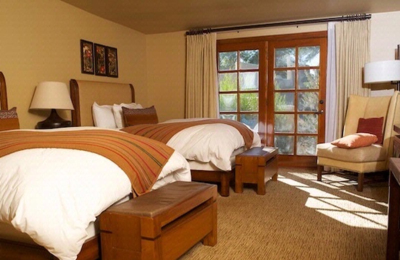 Guest Room at Miraval