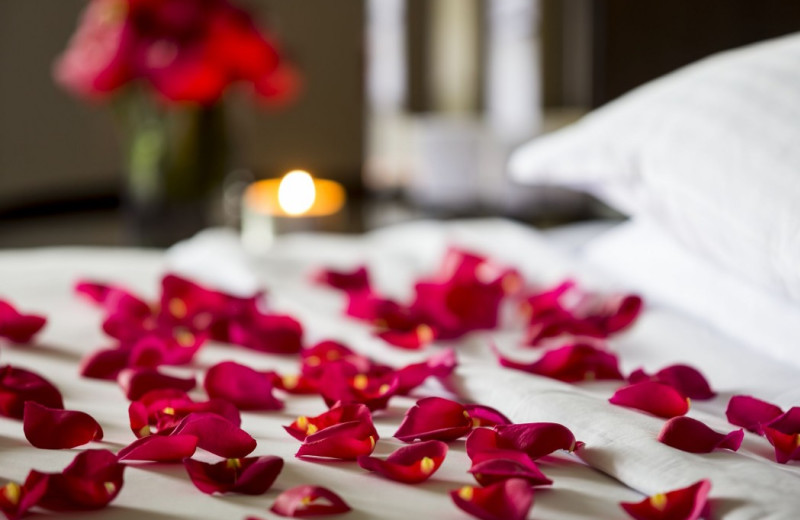 Romance packages at Ocean Breeze Hotel.