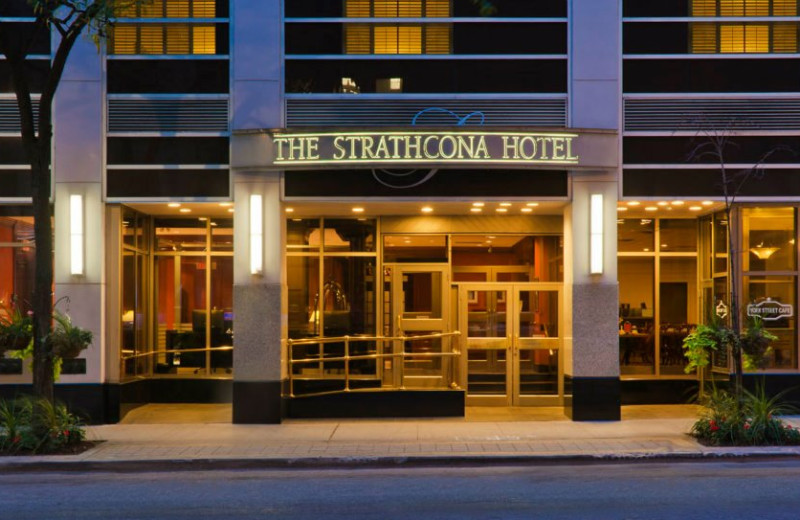 Welcome to The Strathcona Hotel