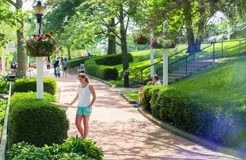 Path at Oglebay Resort and Conference Center.