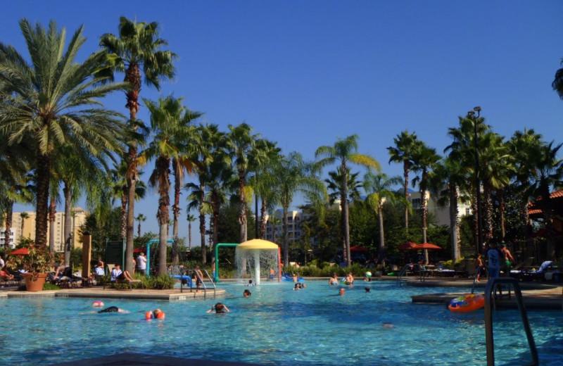 Outdoor pool at Floridays Resort Orlando.