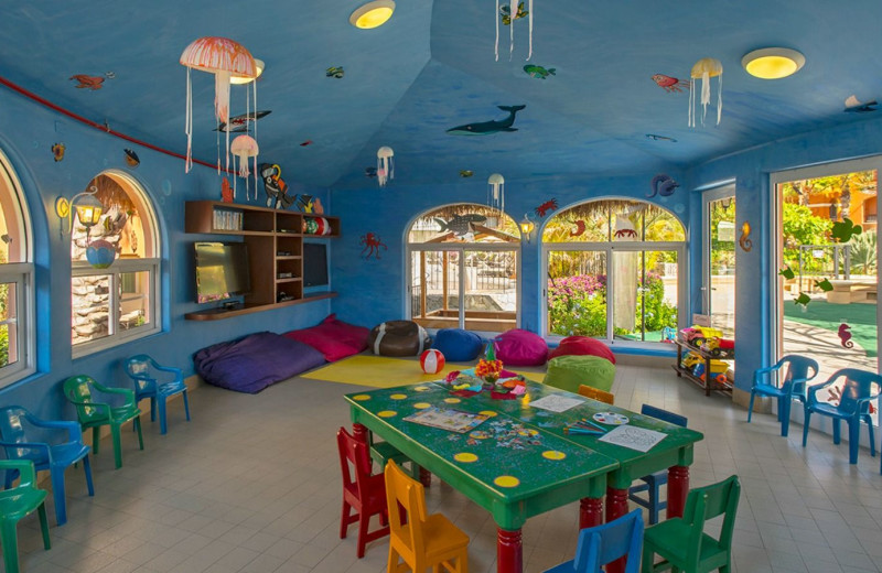 Kid center at Sheraton Hacienda del Mar Resort & Spa.